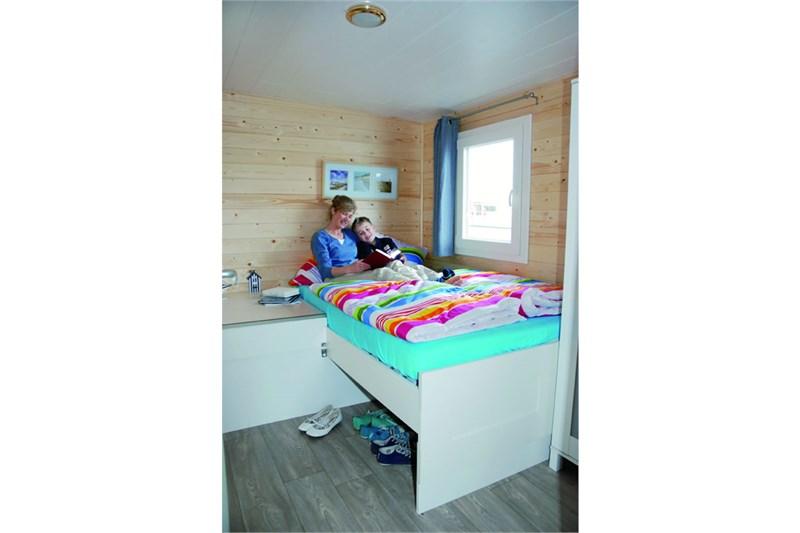 H2home Doppelbett-Kabine