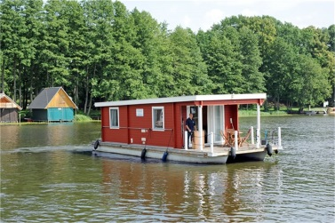 Bunbo 1160 Hausboot